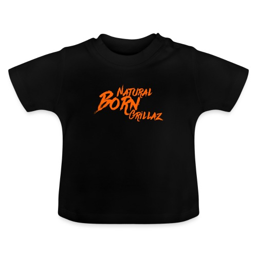 Typo Orange png - Baby T-Shirt
