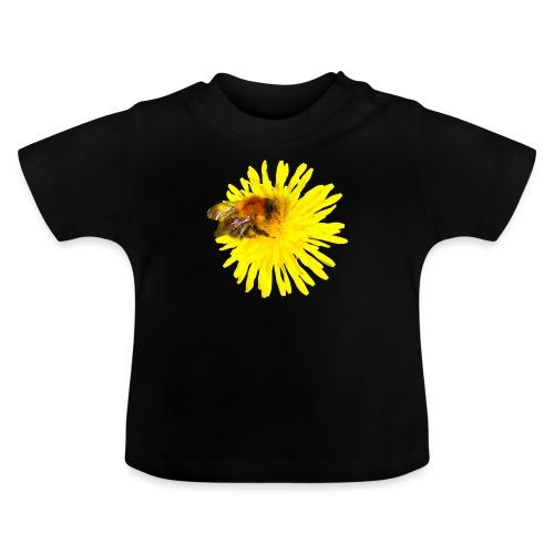 Voikukka ja kimalainen - Vauvan t-paita