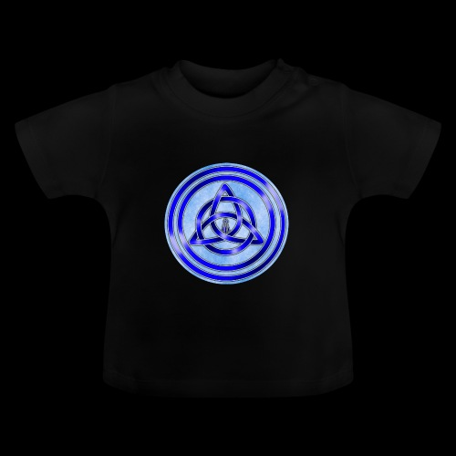 Awen Triqueta Circle - Baby T-Shirt