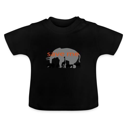 Animaux - T-shirt Bébé