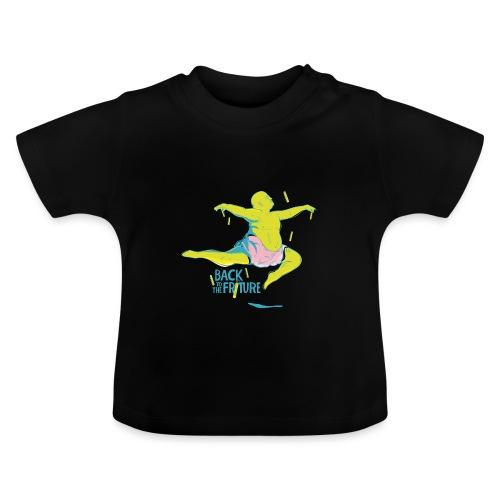 friture-vert - T-shirt Bébé