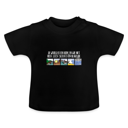 just travel NL - Baby T-shirt