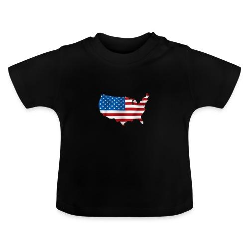AMERICAN - T-shirt Bébé