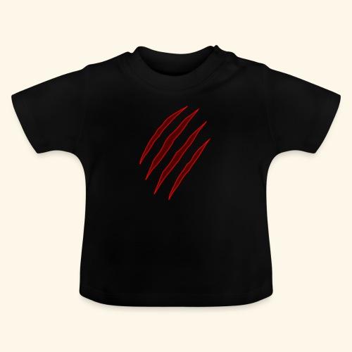 garras - Camiseta bebé