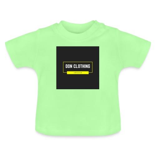 Don kläder - Baby-T-shirt