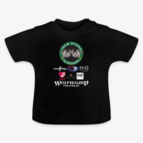 andy murphy back 0617 png - Baby T-Shirt