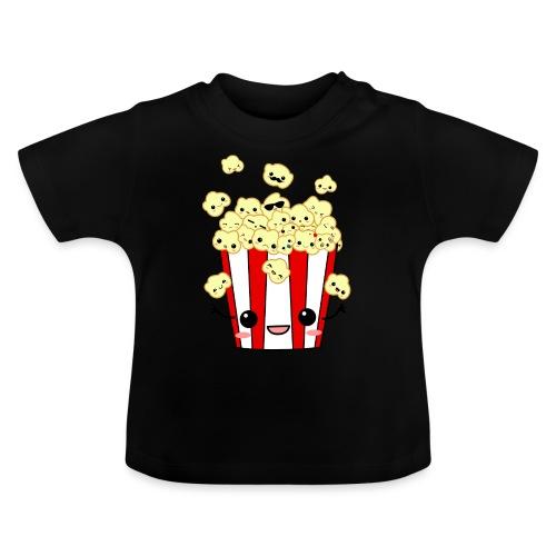 PopCorn - Camiseta bebé