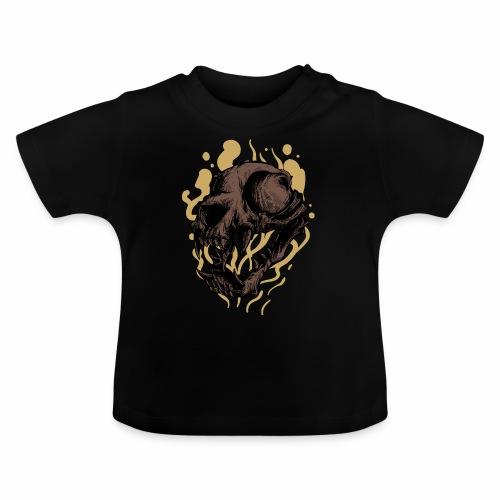 Cat Skull - Vauvan t-paita