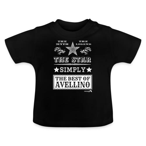 1,03 The Star Legend Avellino Bianco - Maglietta per neonato