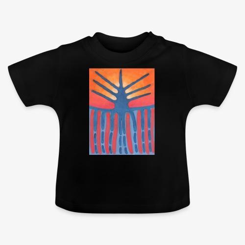 drzewo prehistoryczne 1 - Koszulka niemowlęca