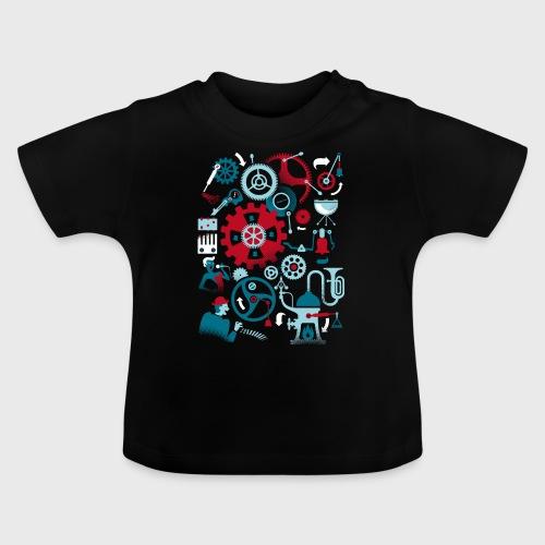 Machine musicale - T-shirt Bébé