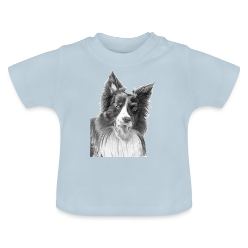 border collie 3 - Baby T-shirt