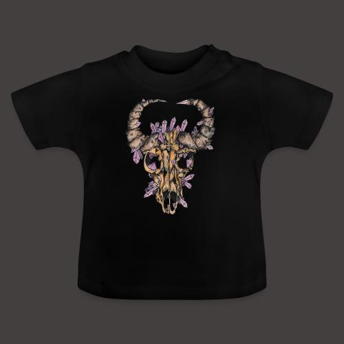 Buffle de Cristal Couleur - T-shirt Bébé
