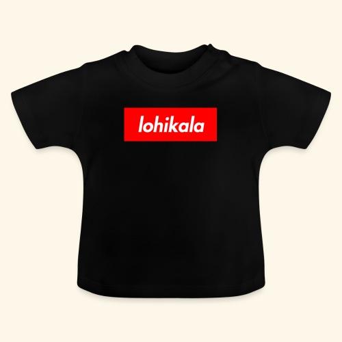 Lohikala - Vauvan t-paita