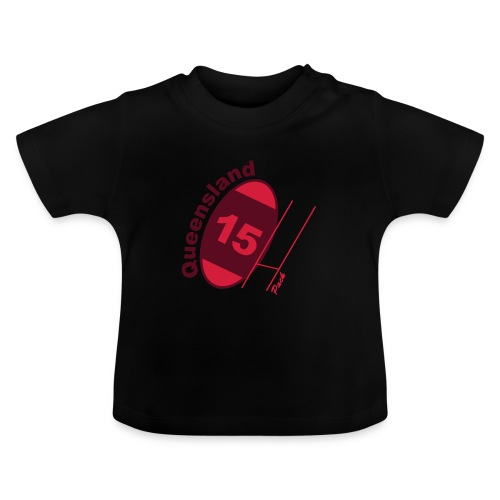 RUGBY Queens - T-shirt Bébé