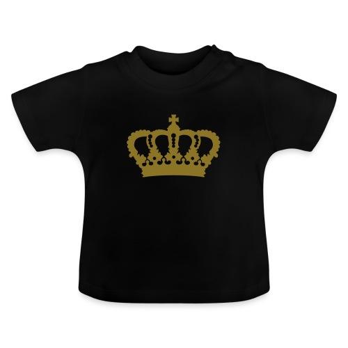 Krone König Königin Prinz Prinzessin Royal - Baby T-Shirt
