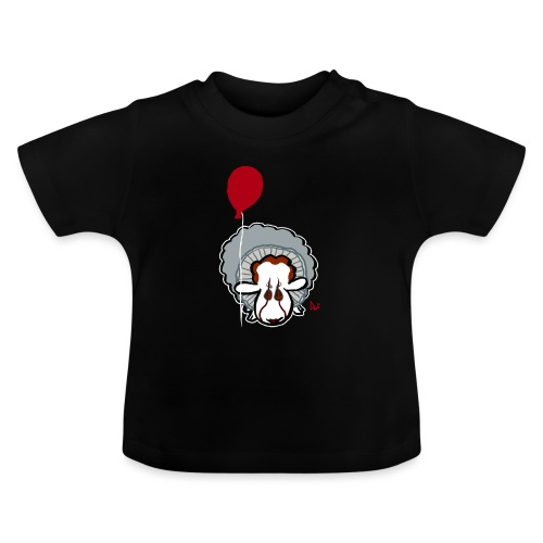 Evil Clown Sheep from IT - Baby T-Shirt