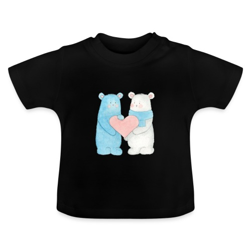 baerenmitherz - Baby T-Shirt