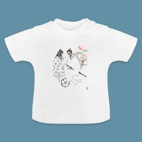 Samurai copia jpg - Maglietta per neonato