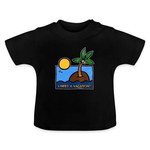 Vacation-png - Maglietta per neonato