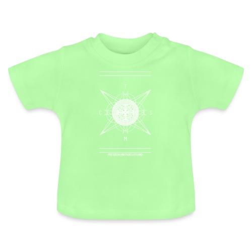DE PIONEER [WIT] - Baby T-shirt
