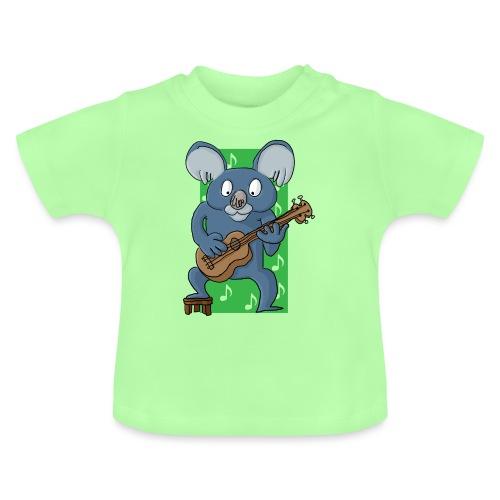 La koala ukuléliste - T-shirt Bébé