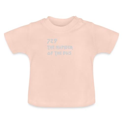 729 chiaro - Maglietta per neonato