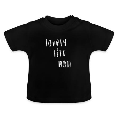 Mom - Vauvan t-paita