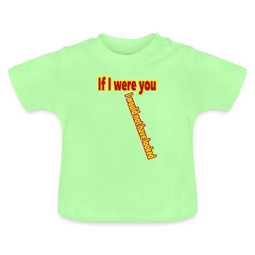 Look - Vauvan t-paita