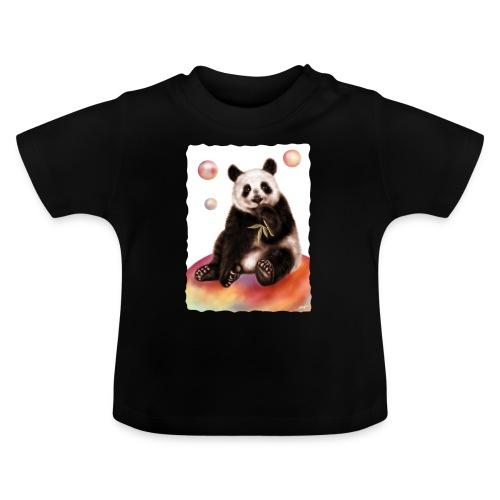 Panda World - Maglietta per neonato