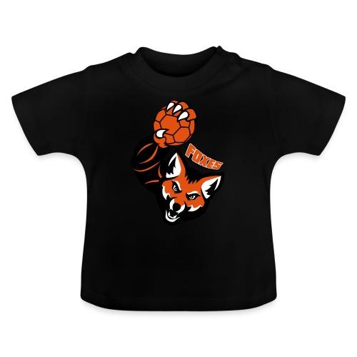 Foxes handball - T-shirt Bébé