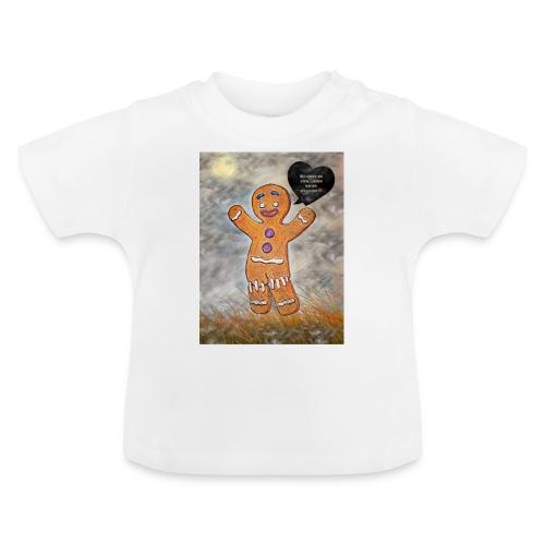 Petit biscuit pour veiller sur vos enfants ☺ - T-shirt Bébé
