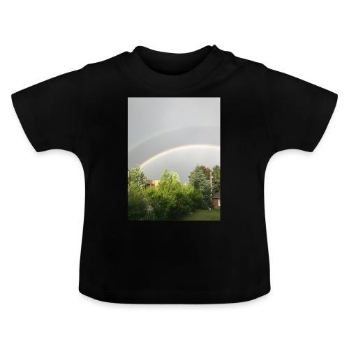 Arcobaleno - Maglietta per neonato