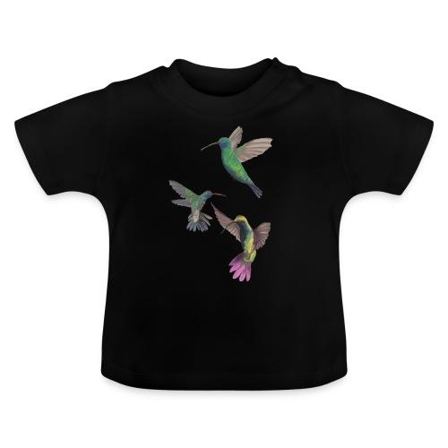 PLAYFUL birds - Baby-T-shirt