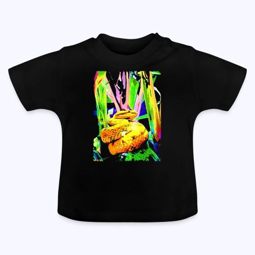 neon snake - Baby T-Shirt