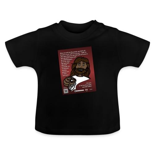 Jesus vertrauen - warum ? - Baby T-Shirt