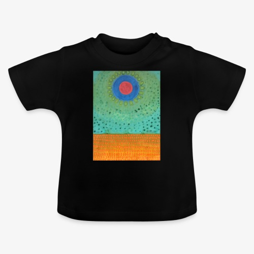 Noc Nad Pustynią - Koszulka niemowlęca