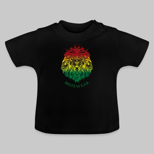 #Bestewear - Rastafari Lion - Baby T-Shirt