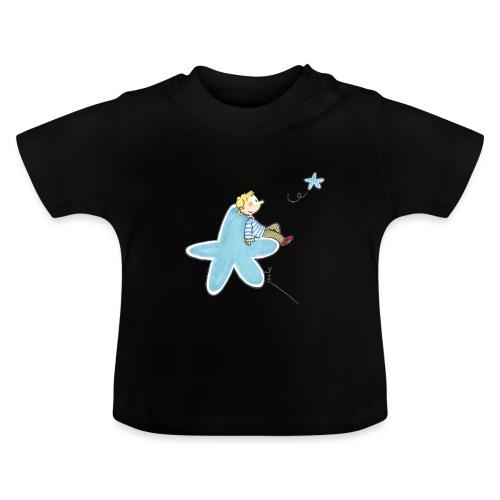 048 Enfant étoile - T-shirt Bébé