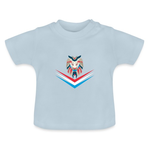 roude leiw edgy - Baby T-Shirt