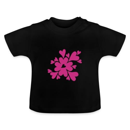 HJÄRTAN - Baby-T-shirt