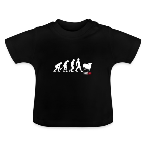 J'accuse (version light, par parek) - T-shirt Bébé