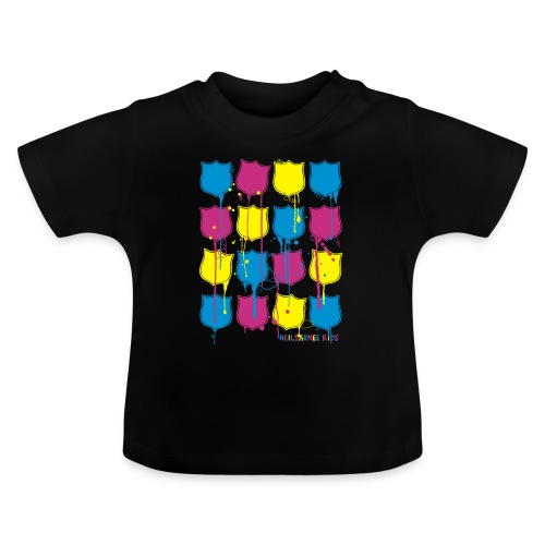 Kids Shirts Lots of Shields - Baby T-Shirt