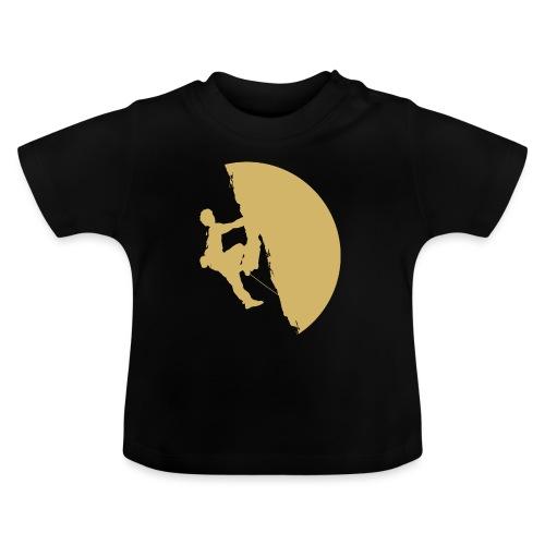 Tufa Kletterer gelb - Baby T-Shirt