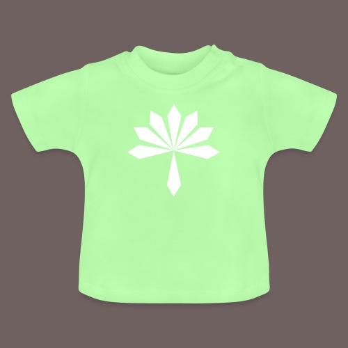 GBIGBO zjebeezjeboo - Rock - Fleur - T-shirt Bébé