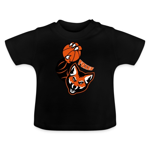 Foxes basketball - T-shirt Bébé