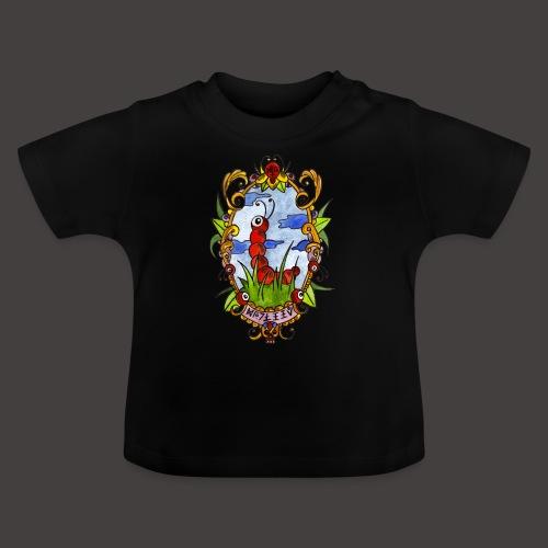 GUNILLE DU PRINTEMPS - T-shirt Bébé