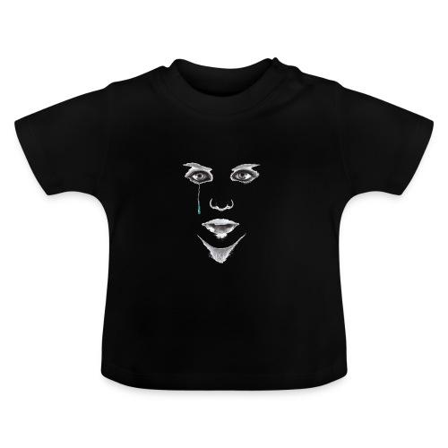Blue tear - T-shirt Bébé