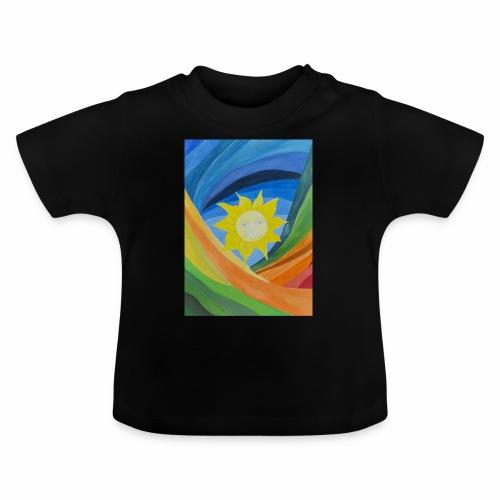 lachende-sonne - Baby T-Shirt