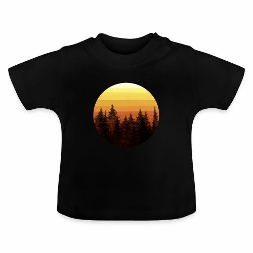 sunset - T-shirt Bébé
